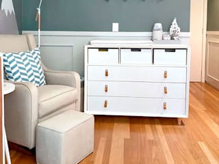 Lilibee 嬰兒/兒童房衣櫥與衣櫃 White