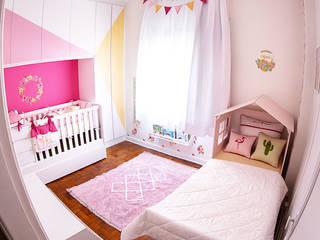 Lilibee Kamar tidur anak perempuan Pink