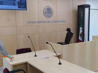 Judicatura Federal Pachuca Hidalgo Arte y Decoración en Maderas