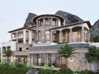 VERO CONCEPT MİMARLIK Villas