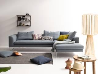 COR Sitzmöbel Helmut Lübke GmbH & Co. KG Living roomSofas & armchairs Blue