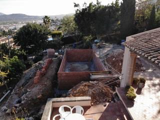 Gomez-Ferrer arquitectos Piscines à débordement