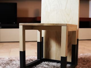 WoodLikeDesign Living roomStools & chairs خشب متين