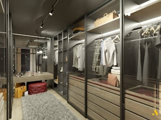 atoato Modern style dressing rooms