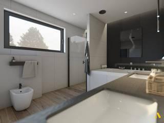 atoato Modern style bathrooms