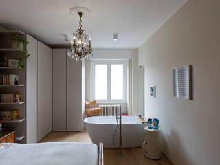 Lascia la Scia S.n.c. Eclectic style bedroom Multicolored