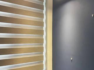 MSBT 幔室布緹 Modern style bedroom Blue