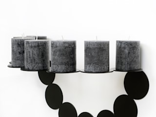 Dutch Duo Design Living roomAccessories & decoration Iron/Steel Black