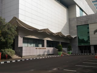 Fortuna Jaya Kreasi Office buildings Plastic White
