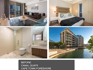 604 Canal Quays CKW Lifestyle Associates PTY Ltd Terrace house