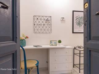 Flavia Case Felici Коридор, прихожая и лестница в эклектичном стиле
