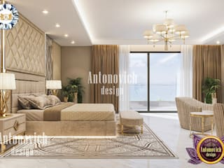 Luxury Antonovich Design 모던스타일 침실
