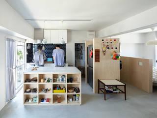 HAMADA DESIGN Small kitchens