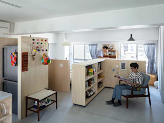 HAMADA DESIGN Modern study/office