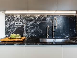 Michele Mantovani Studio Cucina attrezzata Marmo Variopinto
