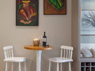 Maciel e Maira Arquitetos 餐廳