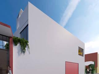 Casa Wright Bautista Variable Casas minimalistas