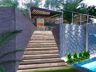 Proyecto LG Diaf design Escaleras