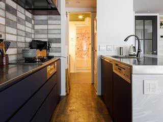 株式会社ブルースタジオ Built-in kitchens