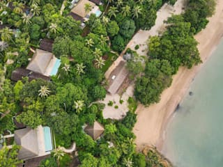 Original Vision Tropical style hotels