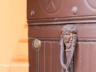 Flavia Case Felici 地中海スタイル 玄関&廊下&階段