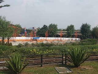Fortuna Jaya Kreasi Garden Pond Iron/Steel Orange