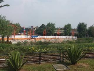 Fortuna Jaya Kreasi Estanques de jardín Hierro/Acero Naranja