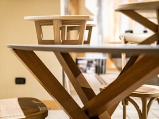 VEDICOSATICREO DI MOSCA PIETRO KitchenTables & chairs Wood