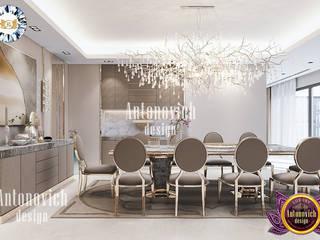 Luxury Antonovich Design Salas de jantar modernas