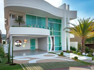 Arquiteto Aquiles Nícolas Kílaris Modern houses