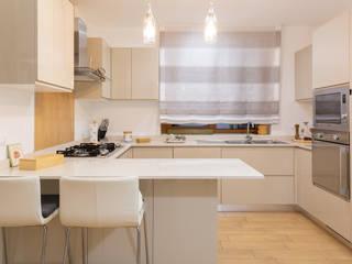 Facile Ristrutturare Cocinas de estilo moderno