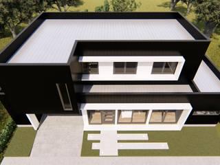 R&R Construccion Mediterranean style house