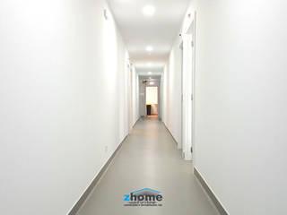 Zhome - Construções e Remodelações, Lda. Koridor & Tangga Modern