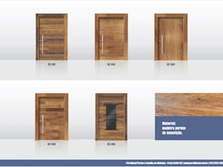 Portalmad Portas e Janelas Windows & doorsDoors Wood