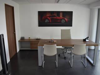 Ralph Wilson ห้องทำงานและสำนักงาน ไม้เอนจิเนียร์ Wood effect