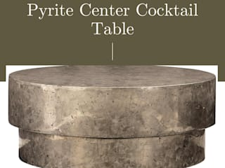 Stonesmiths - Redefining Stoneage Living roomSide tables & trays Batu Metallic/Silver