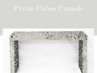 Stonesmiths - Redefining Stoneage Flur, Diele & TreppenhausAccessoires und Dekoration Stein Metallic/Silber