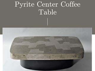 Stonesmiths - Redefining Stoneage Living roomSide tables & trays Stone Metallic/Silver
