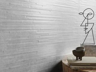 Domni.pl - Portal & Sklep Industrial style bathroom Ceramic Grey