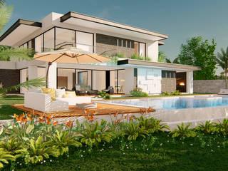 Villa Familiale Ana Gonçalves, Interior Designer Villa
