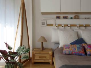 BUM Interiors Dormitorios pequeños