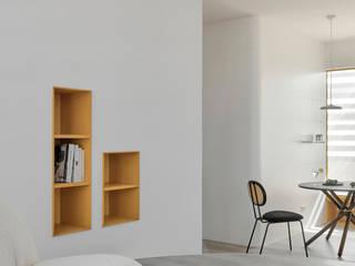 曦 寓子設計 客廳