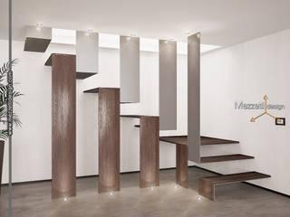 Mezzettidesign 家居用品配件與裝飾品 鐵/鋼 Grey