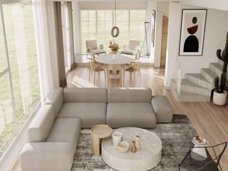Federica Primerano Modern living room