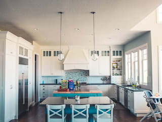 press profile homify Built-in kitchens