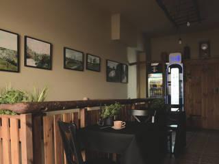 JENO Pracownia Projektowania Naturalnego 레스토랑