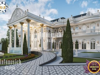Luxury Antonovich Design Vilas