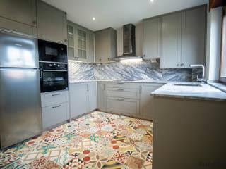 Suarco Dapur kecil Grey