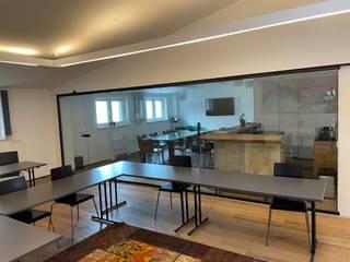 Schmidinger Wintergärten, Fenster & Verglasungen Moderne studeerkamer