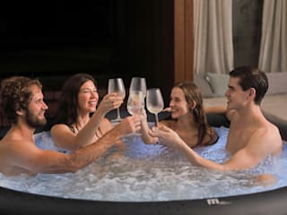 press profile homify Hot tubs